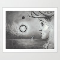 Seeing Signs Art Print