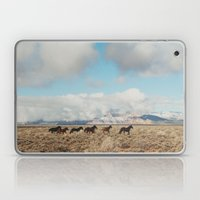 Running Reservation Hors… Laptop & iPad Skin