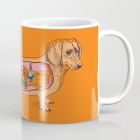 Secrets Of The Dachshund… Mug