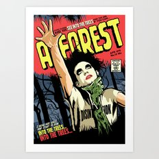 TFTS | Forest Art Print