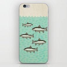 Schubert - Trout Quintet, D. 667 iPhone & iPod Skin