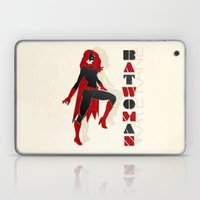 Batwoman Laptop & iPad Skin