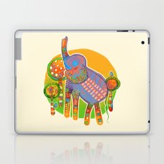 The Quilted Jungle Laptop & iPad Skin