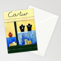 jewelry store Stationery Cards