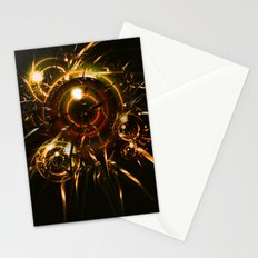 Gold Dust Stationery Cards