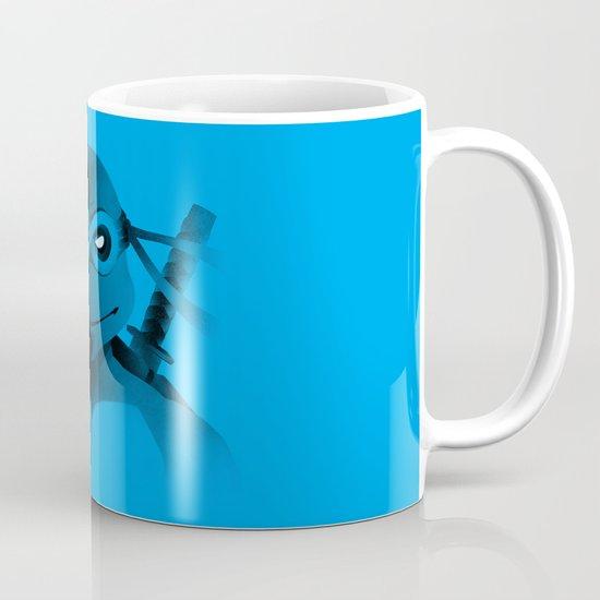 Leonardo Forever Mug