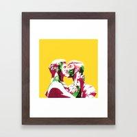 Ever Ever After Framed Art Print