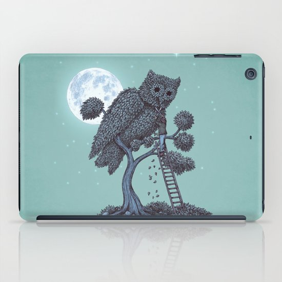 The Night Gardener  iPad Case