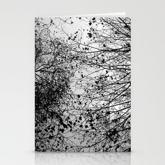 Branches & Leaves Stationery Card