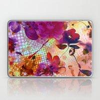 flowers and light Laptop & iPad Skin