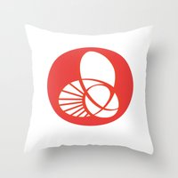 KW Logo Throw Pillow