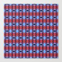 Pttrn25 Canvas Print