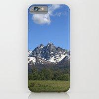 iPhone & iPod Case featuring Pioneer Peak by Chris Root