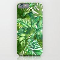 green tropic  iPhone 6 Slim Case