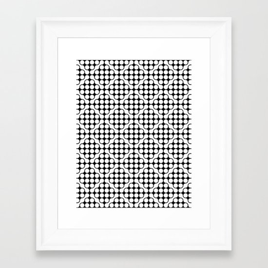 5050 No.3 Framed Art Print