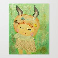Dream of Canvas Print