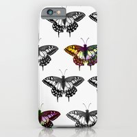 Butterflies 2 iPhone 6 Slim Case