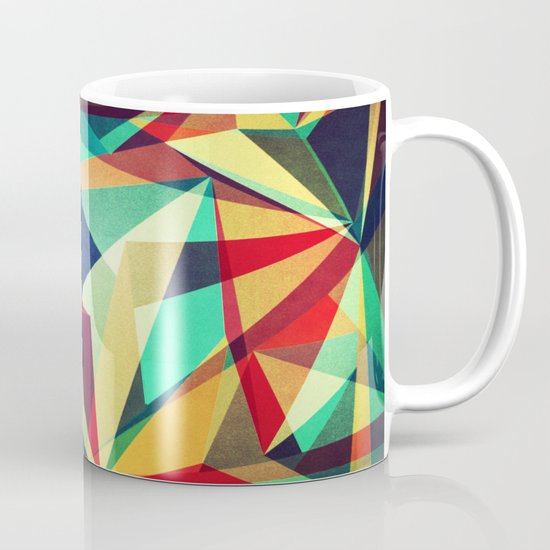 Broken Rainbow Mug