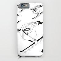 Skiers iPhone 6 Slim Case