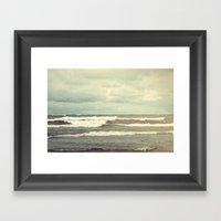 Lake Superior Framed Art Print