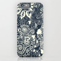 iPhone & iPod Case featuring MERMAID by Monika Strigel