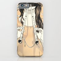 iPhone & iPod Case featuring Aulos by Señor Salme