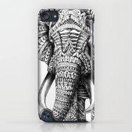 Ornate Elephant iPod touch Slim Case