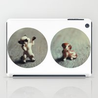 Cats & Dogs iPad Case