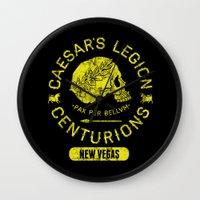 Bad Boy Club: Caesar's L… Wall Clock