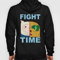Fight Time Hoody