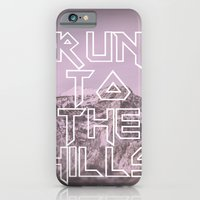 Run To The Hills iPhone 6 Slim Case