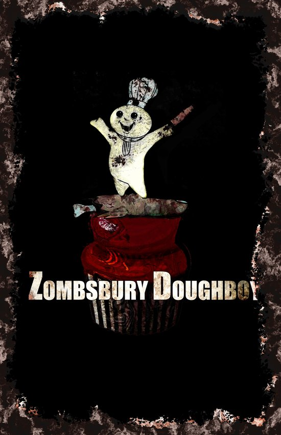 Zombsbury Doughboy Art Print