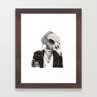 Sam Crow Framed Art Print
