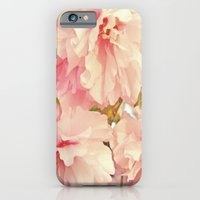 iPhone Cases featuring Softly Spring by lillianhibiscus