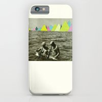 iPhone & iPod Case featuring Holiday in the Mountains by Cassia Beck