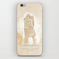 Extinction iPhone & iPod Skin