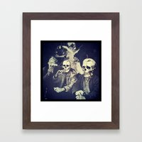Lush Core 100 Proof Framed Art Print