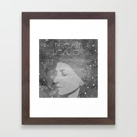 Dream Weaver Framed Art Print