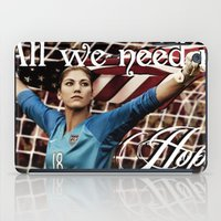 All we need is Hope (Solo). iPad Case