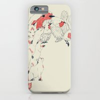 iPhone & iPod Case featuring Non Wind-Up Robin by MOVED society6.com/itsTilds