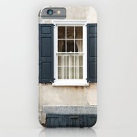 iPhone & iPod Case featuring Charleston Window by Kaelyn Ryan Photography
