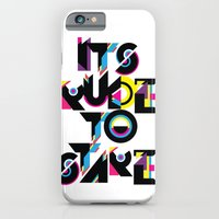 iPhone & iPod Case featuring It's Rude To Stare by Andrei Robu