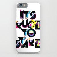It's Rude To Stare iPhone 6 Slim Case