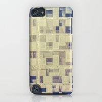 iPod Touch Cases featuring Dawn City by Metron