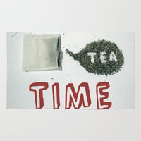 It's Tea Time Rug