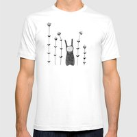 Orejas Mens Fitted Tee White SMALL