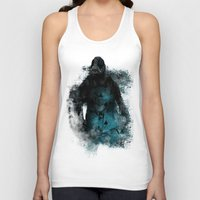Abstract BANE Unisex Tank Top