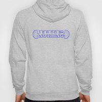 RUE NOTHING WEIGHTS BLUE Hoody