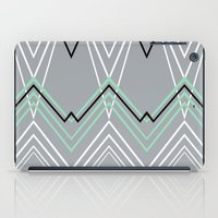 Mint Grey Chevy iPad Case