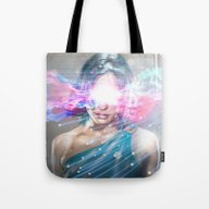 Leaper (time Traveller) Tote Bag